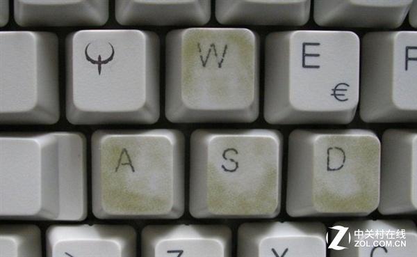 涨知识:游戏默认WASD原来是这么来的