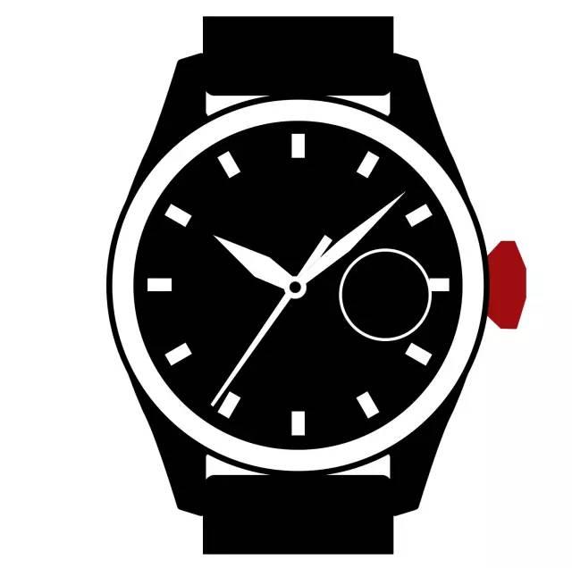 一看就知是经典 仅靠6个腕表的标志
