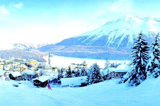 全球著名的十大滑雪胜地