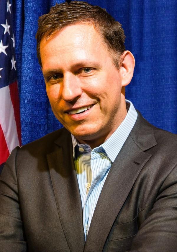 "Peter Thiel:""苹果时代""即将结束"