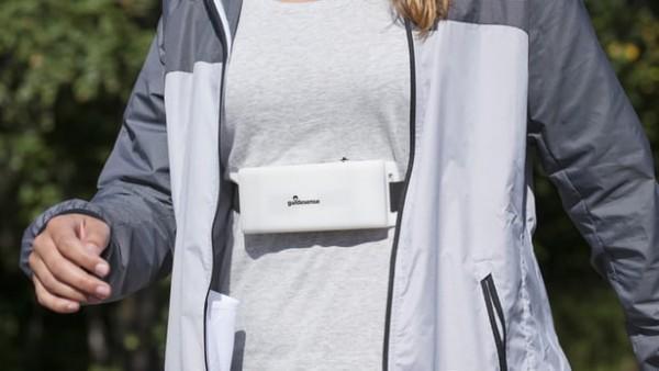 短程雷达可穿戴设备有助于引导盲人
