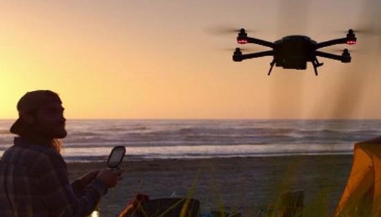 """美一公司可与无人机""""对话""""还可追踪幕后飞手"""