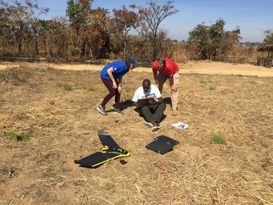 日内瓦国际人道主义中心推无人机排雷项目