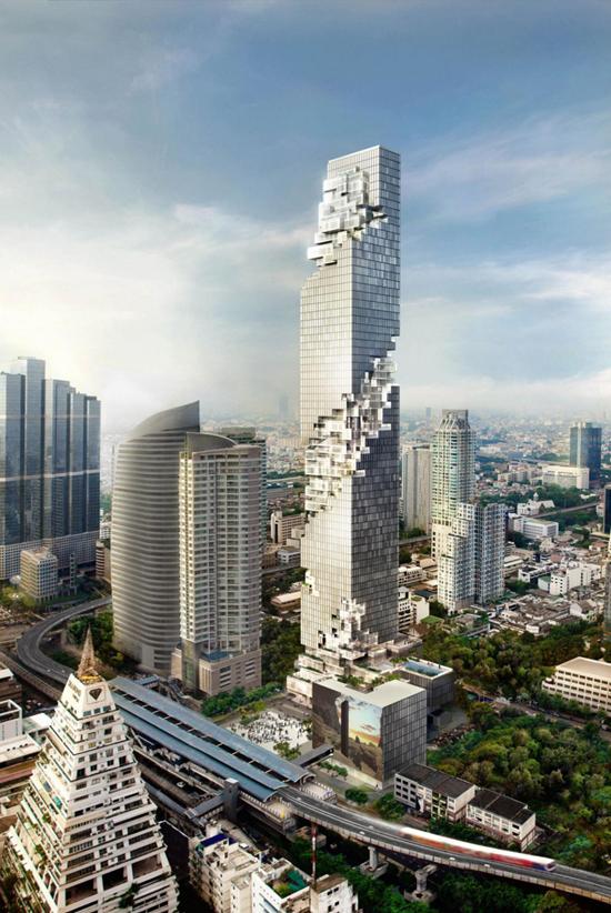 这些建筑将玻璃艺术玩到极致