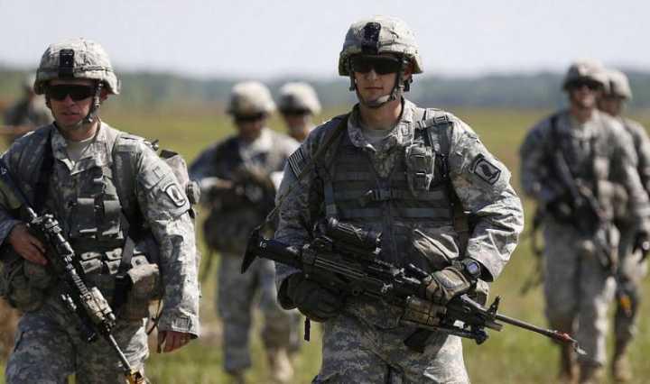 数千美军携重装备开赴东欧 俄罗斯怒斥:挑衅!