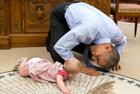 原来你是这样的奥巴马!