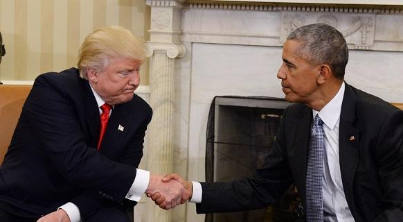 凌胜利:奥巴马与特朗普,挖坑人与掘墓人