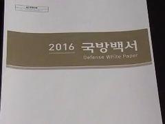 刘鑫:韩国《2016国防白皮书》中暗含哪些讯息?