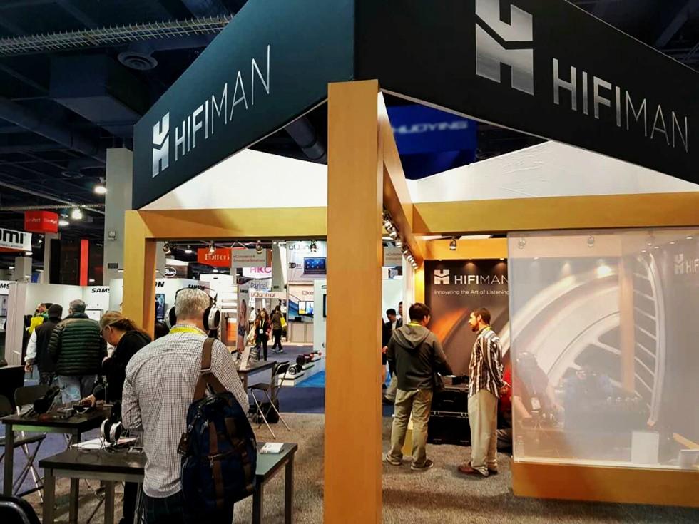 厚积薄发 HIFIMAN携多款新品亮相CES2017