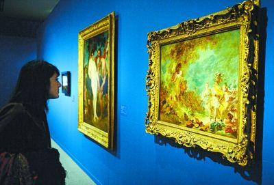 126件卢浮宫珍品来国博展出