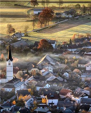 水墨丹青的人间仙境 盘点斯洛文尼亚美景