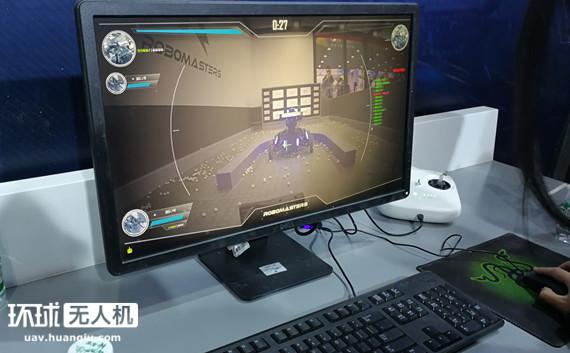 RoboMasters机甲大师空降极客公园 大疆分享背后故事