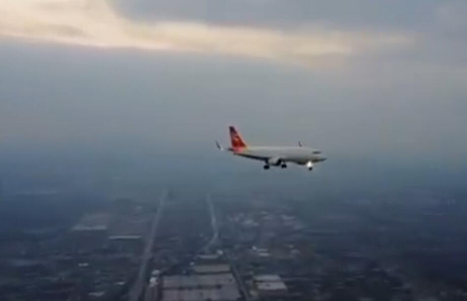 """杭州无人机""""直逼""""民航客机?公安回应:已控制嫌疑人"""
