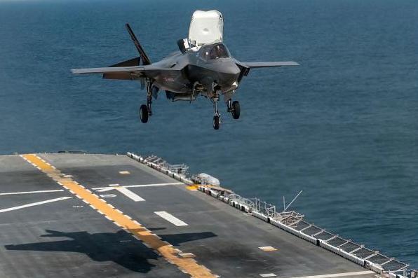 兰顺正:美军F35B驻日 东亚空中对峙将升级?