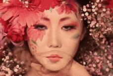 真真假假韩国彩妆