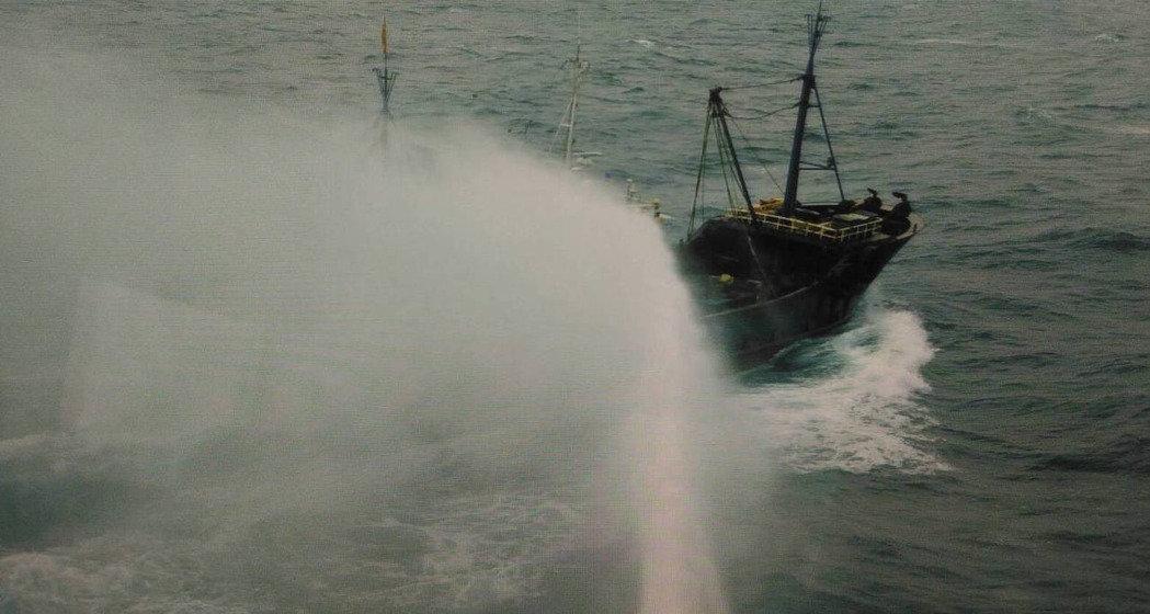 台当局要渔民避日本公务船 却对大陆渔船展开