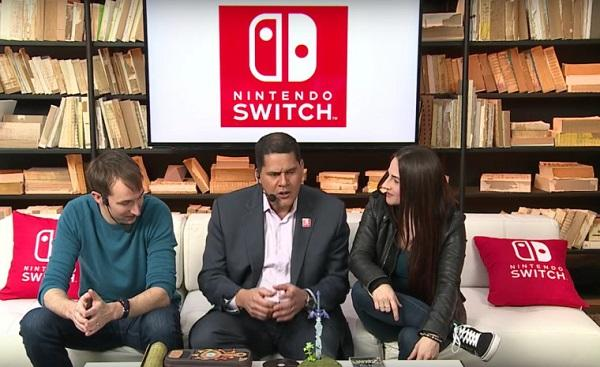 任天堂Switch掌机首月出货量可达200万台