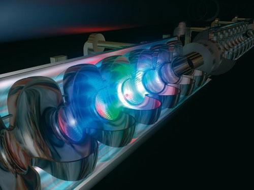 中国实现最强激光:1皮秒发射140万亿光子
