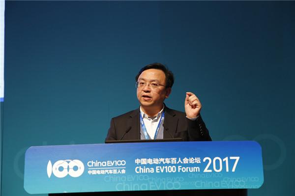 王传福:坚定信心,持续推动中国新能源汽车持续发展