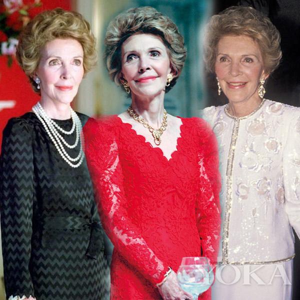 从好莱坞女星到第一夫人 南希生前83件私人收藏珠宝