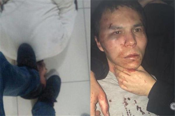 土耳其元旦夜店恐袭案主犯被捕 抓捕照曝光