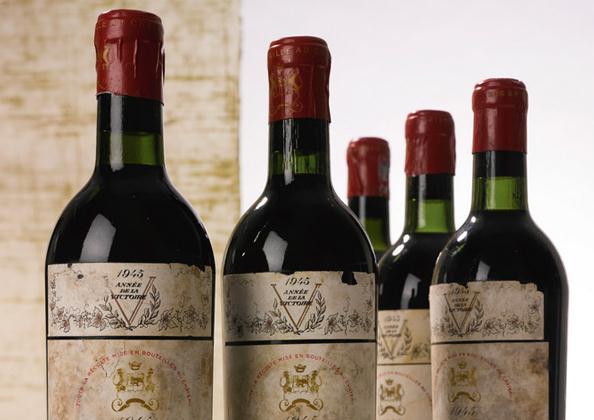 十大天价葡萄酒