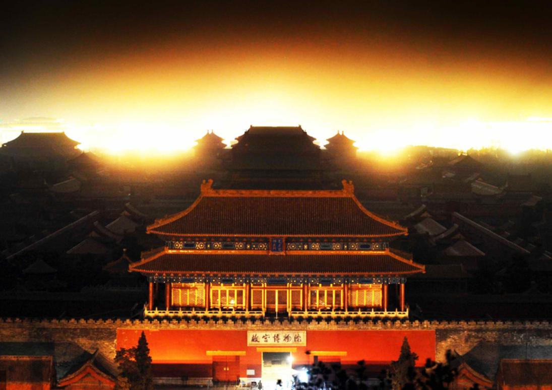 北京:摄影师用八年时间为故宫拍影集
