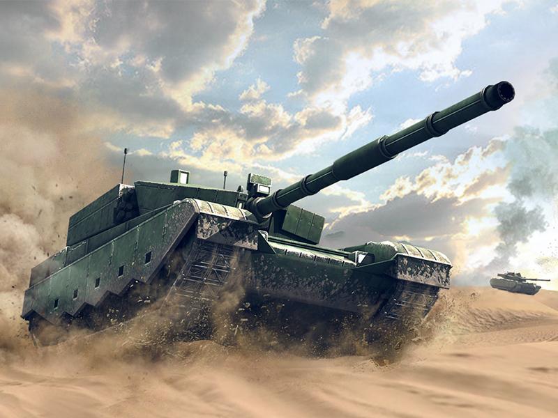 中国兵器秀2 龙之甲