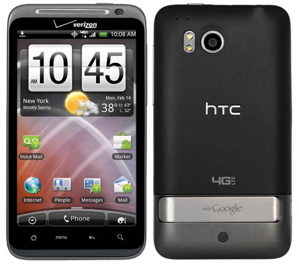 《福布斯》盘点史上最差五款安卓手机