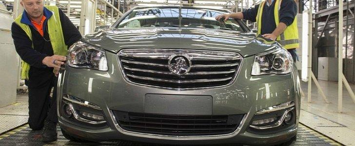 霍顿10月结束澳大利亚汽车制造业务