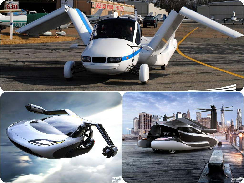 空客2017年开始自动驾驶飞行汽车测试