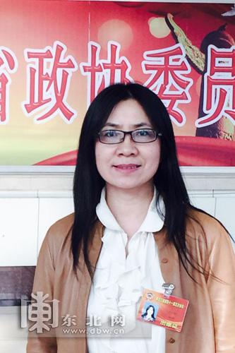 省政协委员吴群红:控制医用耗材费用,减轻百姓负担