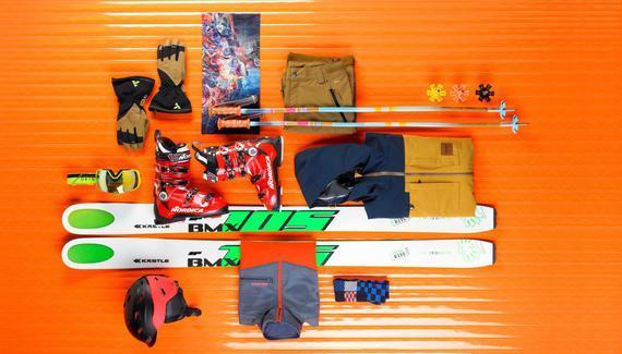 滑雪11件必备装备