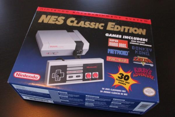 任天堂也不知为何NES经典版卖那么好