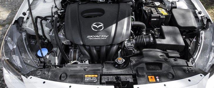 马自达2018年发布全新HCCI引擎 能效提高30%