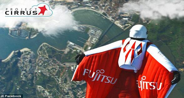 英国翼装飞行先驱Fraser Corsan计划挑战新纪录