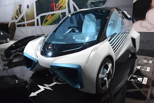 丰田宣布将在阿联酋测试燃料电池汽车