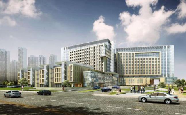 泰康保险集团华中区域医疗中心最终落户武汉汉阳