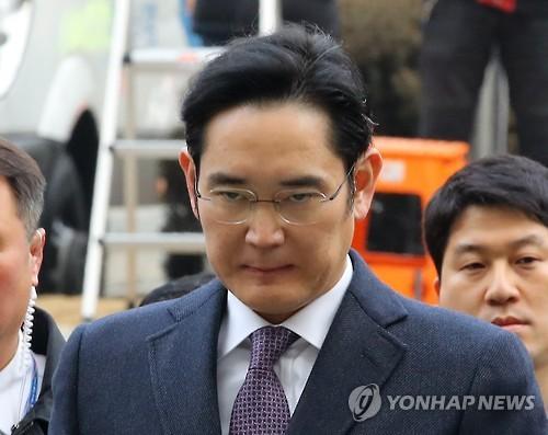 韩法院花4个小时审问三星掌门人 今晚决定是否逮捕