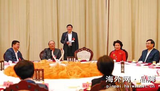 港澳台侨人士出席陕西政协会议建言陕西发展