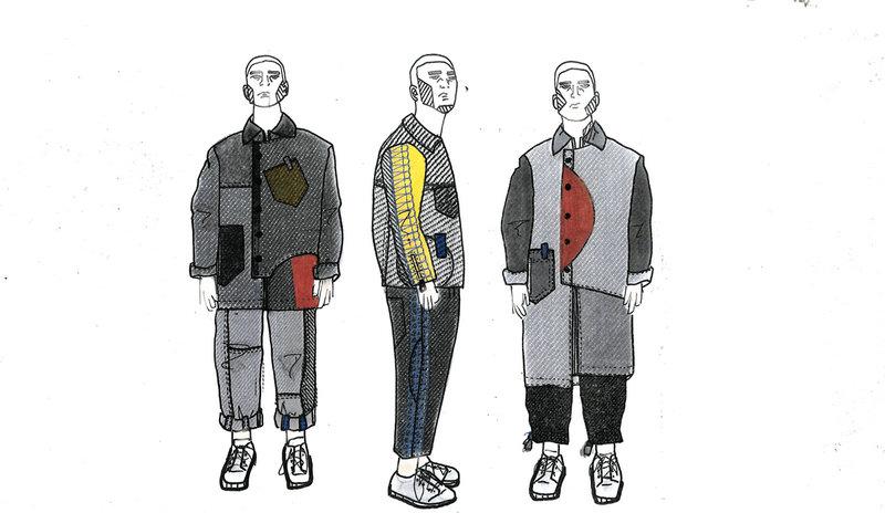 第25届中国国际青年设计师时装作品大赛初评揭晓