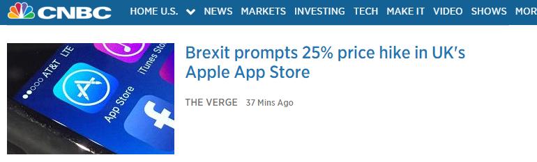 全球头条丨特朗普暗示美元过于强势 英国将脱离欧盟单一市场