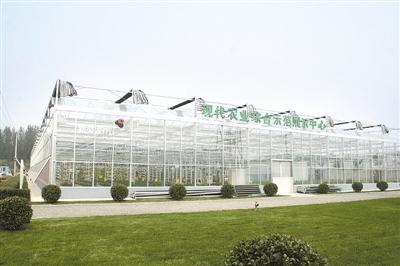 全省现代农业园区描绘发展新图景