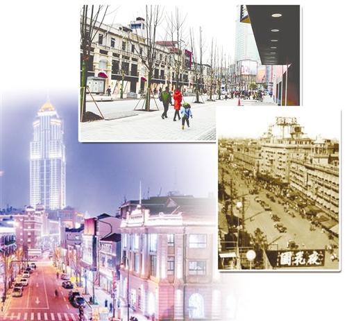 武汉市汉口中山大道经封闭改造后重新开放