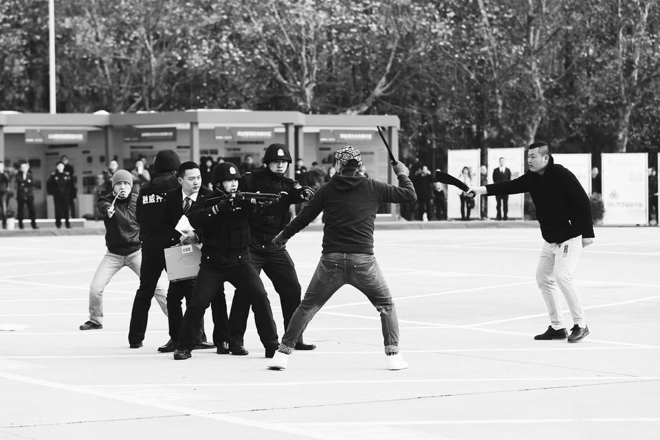 武汉:三大创新提升保安队伍战斗力
