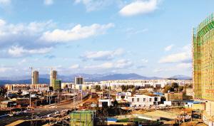 倘甸和轿子山两区形成跨越发展新格局