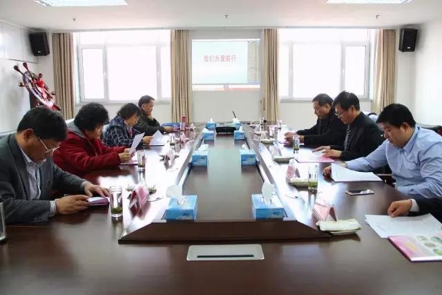 中国妇幼保健协会副秘书长王玲到安丘市妇幼保健院调研指导工作