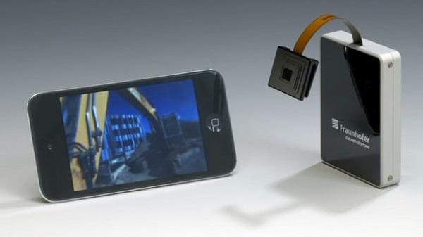 研究人员制造了一款仅2毫米厚的超薄摄像头