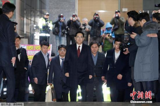韩媒:三星李在镕接受法院审讯 是否被捕今明揭晓