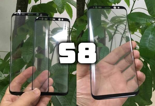 热门:三星S8 Plus前面板再曝光 这颜值必须买